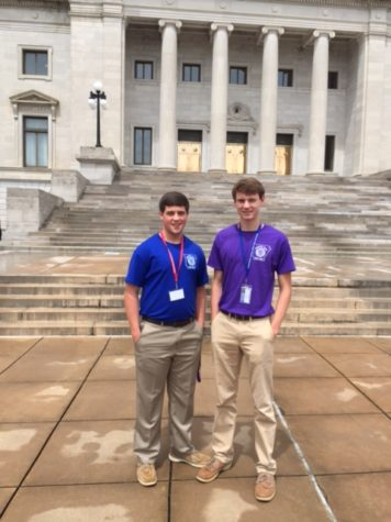 Students Attend Boys State/Girls State