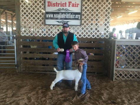CES Students Win at District Fair