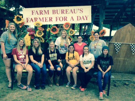FACS Class – Farmer for a Day