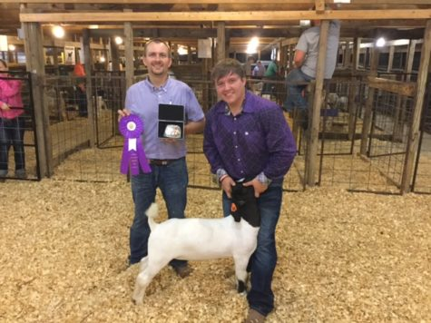 Clinton High Students Compete at VBC Fair