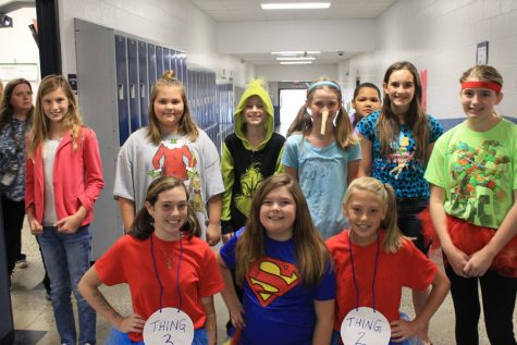 Character Day at CJHS