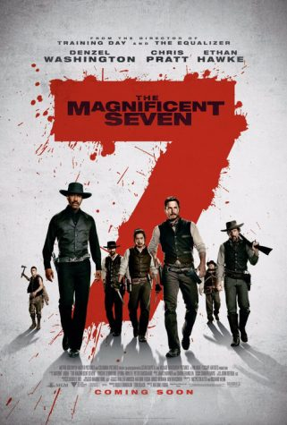 In Theaters….The Magnificent Seven