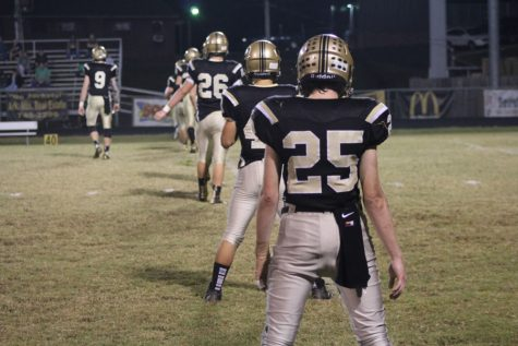 Week 9 : CHS Football vs. Yellville Panthers