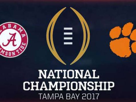 2017 College Football National Championship Game