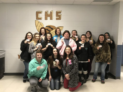 FACS Classes Complete CPR Certification