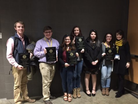CHS Beta Competes at State and Qualifies for Nationals