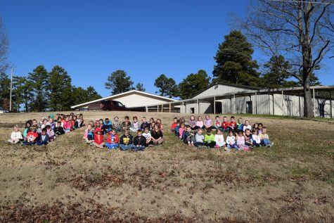 Preschool Celebrates 100 Days of School