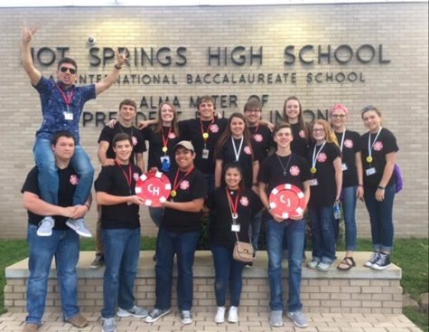Yellowjacket Student Council Attends Conference