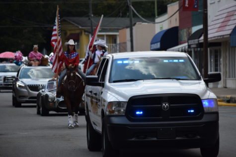 Van Buren County Fair Parade 2017
