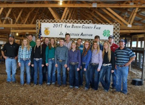 Clinton Students Dominate Van Buren County Fair