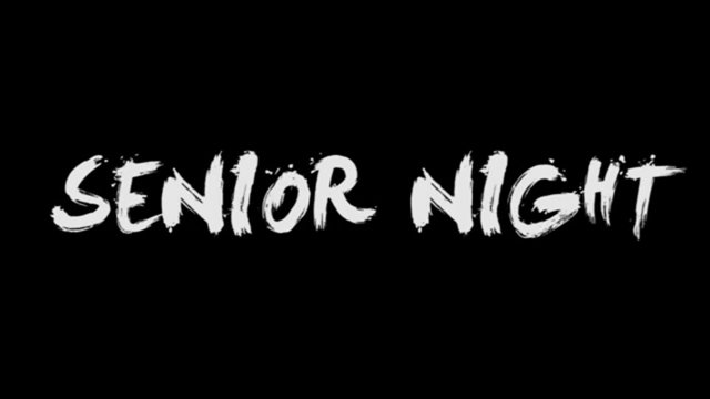 Image result for senior night