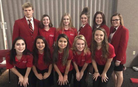 FCCLA Wins Big at District STAR Events