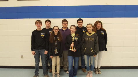 FBLA Wins Big at District Competition