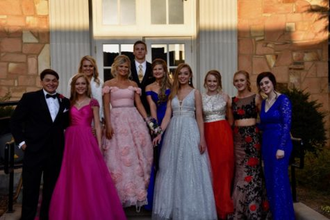 Prom Parade and Prom