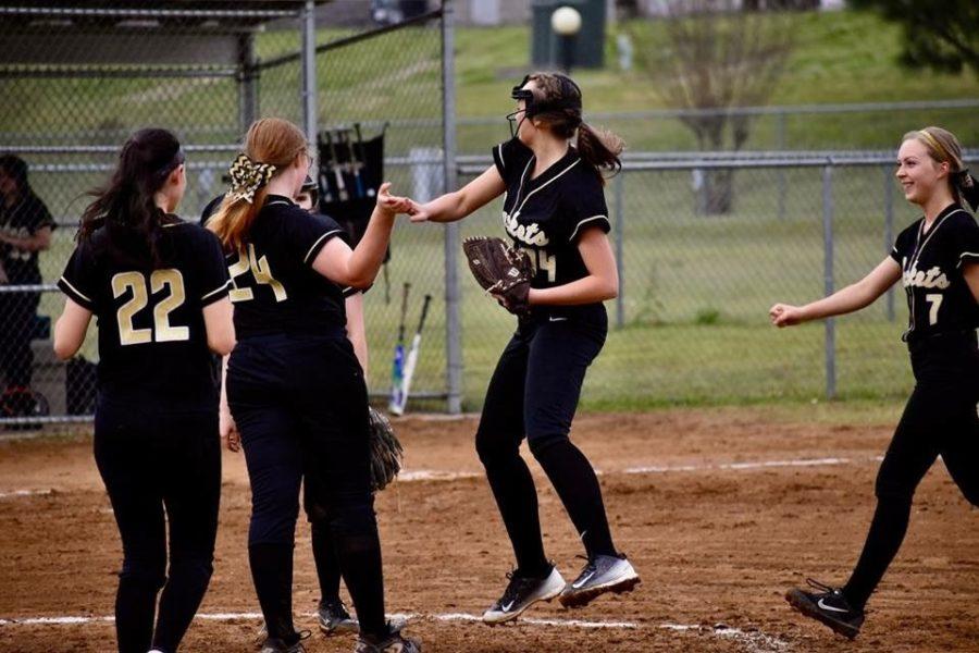 Lady Yellowjacket Softball District Tournament