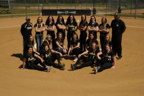 Lady Jacket Softball