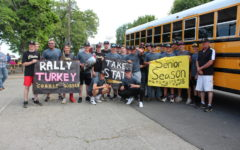 Jacket Baseball State Send Off