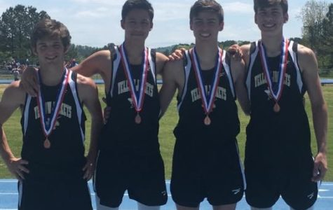 CHS Track has Multiple All State Qualifiers