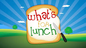 Lunch Menus September 4-7
