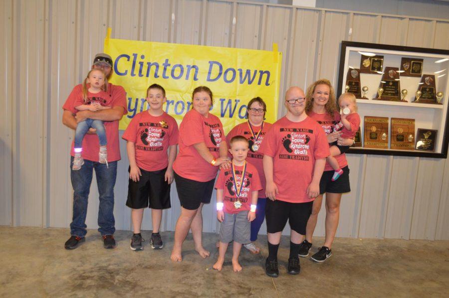 7th+Annual+Clinton+Down+Syndrome+Walk