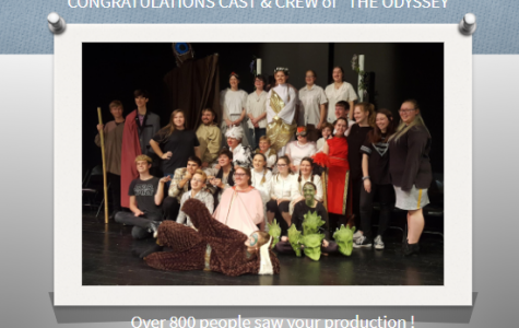 CHS Theater Presents The Odyssey