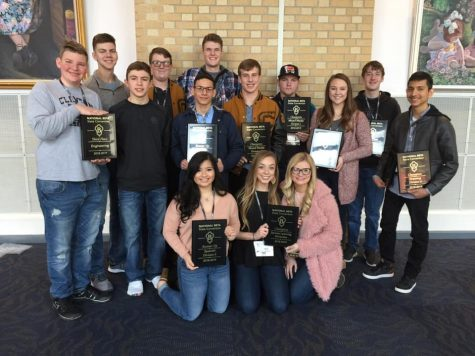 CHS Beta Wins at State