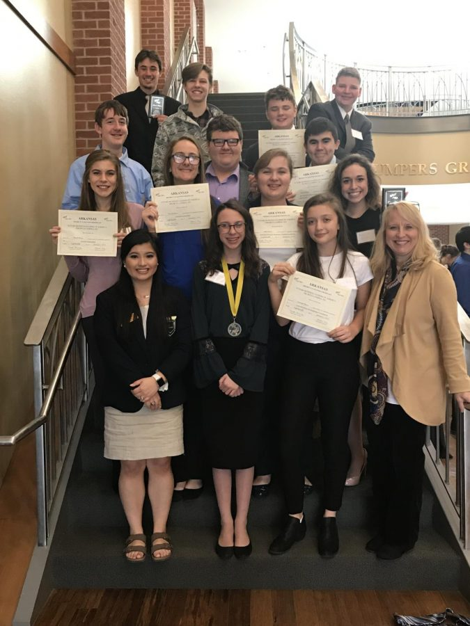 Clinton+FBLA+Successful+at+District+Competition