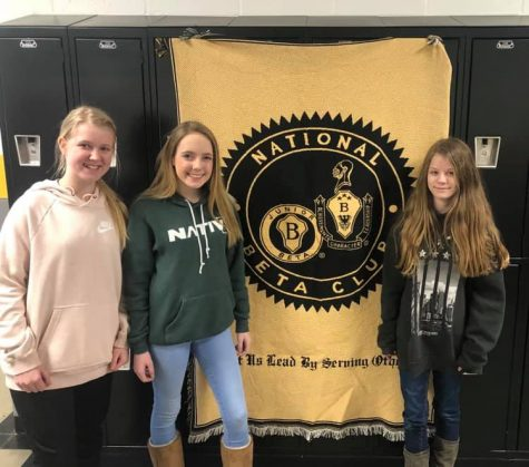 CJHS Beta Club State Convention