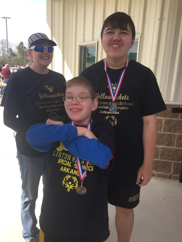 CHS Special Olympics Team Finishes Successful Season