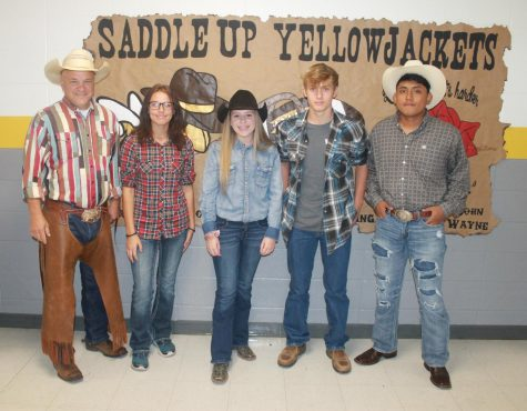 Homecoming Day 3 Cowboy and Cowgirl Day