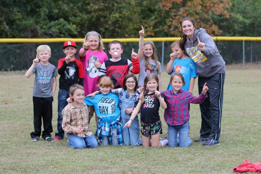 Elementary+Kickball