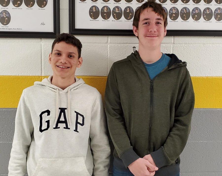 Clinton EAST students place 2nd, 3rd in 2019 Congressional App Challenge