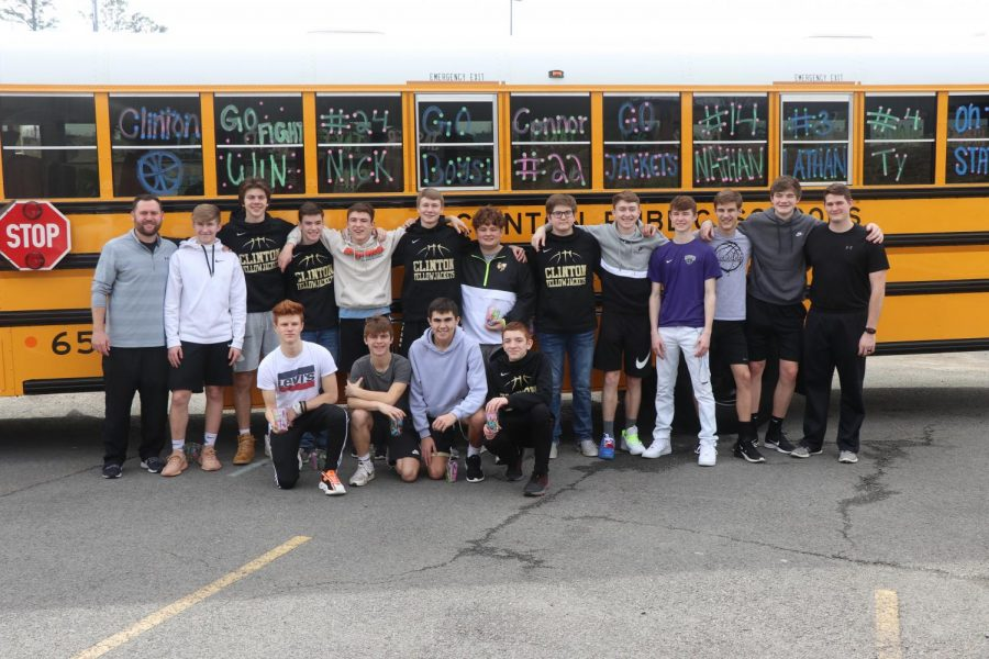 State Bound Pep Rally and Send Off