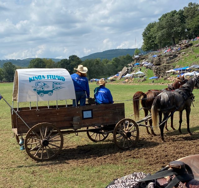 The National Chuckwagon Races 2020