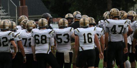 Sr. High Football vs Huntsville