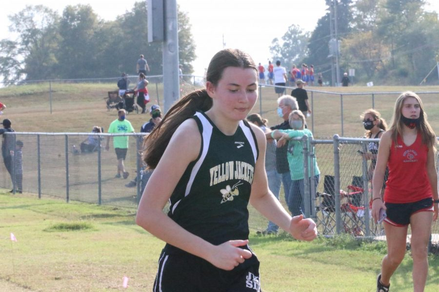 Cross Country at Quitman