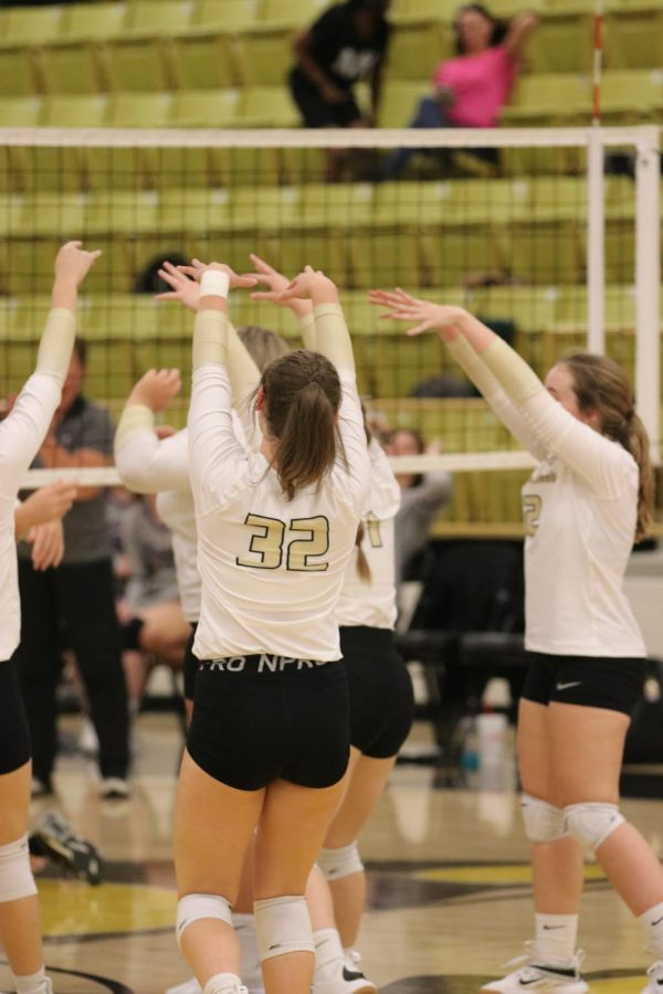 Volleyball vs Riverview